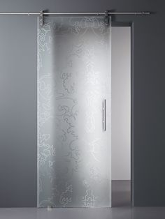 High Quality Glass For Hinged And Sliding Doors MADRAS® BAROCCO MATEu0027 By Vitrealspecchi  | Design Francesco Great Pictures
