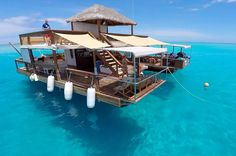 Denarau Island Full-Day Tour to Cloud 9 in Fiji including Lunch in Fiji Pacific Ocean and Australia