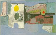 Robert Motherwell-Surprice 1943-Peggy Guggenheim Collection, Venice