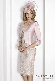 photo of ladies formal daywear design 04 detail by Cabotine