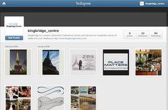 Follow us on Instagram ! http://instagram.com/kingbridge_centre/