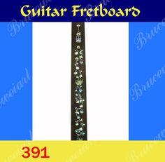 Bruce Wei Guitar Part - Rosewood Fretboard w/ MOP Inlay (391)