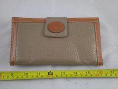 Vintage 1980s 80s Dooney & Bourke All Weather Leather Ladies Bag Purse (WORN)   eBay