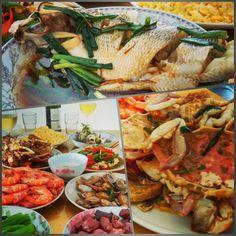 Selbstgemachtes schmeckt doch am Besten! Vor allem weis man welche Zutaten verwendet wurden.  Was kam bzw. kommt heute bei Euch auf den Tisch? Sofern möglich mit Bild ;)  #fisch #krabben #food #instafood #diy #fish #crab #wine #wein #cook #cooking #instagram #selfmade #kochen #koch #china #chinese #shenzhen  #PhotoGrid