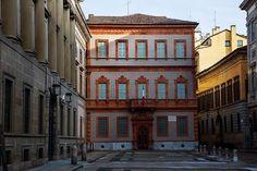 La casa del Manzoni un luogo pieno pieno di storia! Foto di Franco Brandazzi #milanodavedere Milano da Vedere