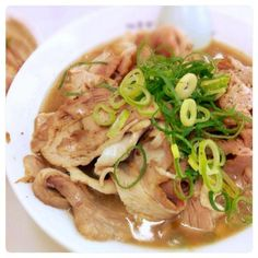 Japanese Ramen, Japanese Food, Fumi, Soba Noodles, Soup, Chicken, Meat, Junk Food, Ethnic Recipes