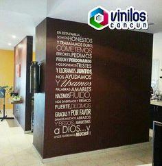 Vinil Decorativo Familia