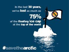 @Greenpeace to #SaveTheArctic