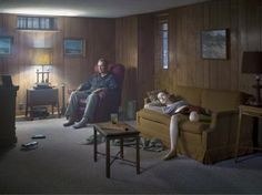 The Basement, 2014 © Gregory Crewdson. Courtesy Gagosian Gallery