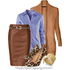 Work Outfit...I want the shoes BAD!!!
