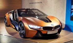 2018 BMW i8 Motor Performance, Design Changes