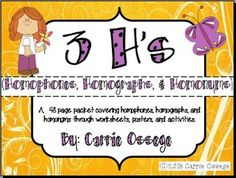 +covering+homophones,+homographs,+and+homonyms+through+worksheets ...