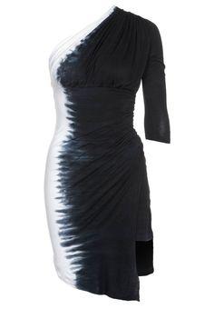 Religion - Jerseykleid - black