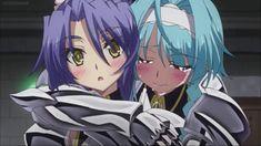 Spoil: Shinmai Maou no Testament Burst ตอนท 8 Yuri Anime, Otaku Anime, Manga Anime, Anime Art, Anime Figures, Anime Characters, Anime Girls, Rias Gremory Hot, Basara