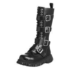 T.U.K. Shoes Heavy Boot 4 Strap