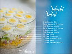 Schichtsalat-Rezept