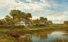 Victorian British Painting: Benjamin Leader