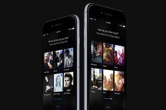 Beat Startup Music App UI Kit by  Design Universe on @creativemarket