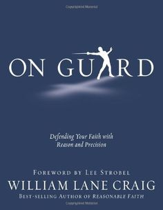 On Guard: Defending Your Faith with Reason and Precision by William Lane Craig, http://www.amazon.com/dp/1434764885/ref=cm_sw_r_pi_dp_3BYgrb01ZPDPD