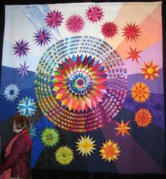 Rainbow compass