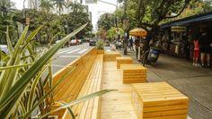 Parklet Recife – Mais uma cidade regulamenta a instalação dos Parklets