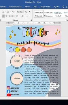 School proyect Bullet Journal School, Bullet Journal Ideas Pages, Bullet Journal Inspiration, School Organization Notes, School Notes, Pretty Notes, Good Notes, School Notebooks, School Study Tips