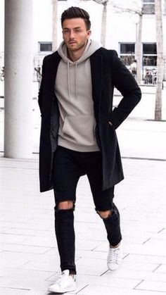 These best casual shirts for men will help you upgrade your wardrobe without breaking the bank. Every man should want to look better. Winter Outfits Men, Stylish Mens Outfits, Casual Outfits, Men's Outfits, Nice Outfits, Converse Outfits, Cowboy Outfits, Casual Shoes, Fashion Outfits