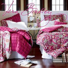 Vera Bradley Bed Sets