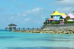 Harborside Resort, Nassau, Bahamas.