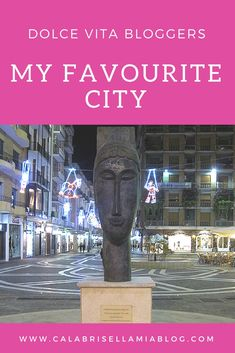 Do you know what my favorite Italian city is? Find out here!  This blog post is part of Dolce Vita Bloggers. We are a group of bloggers sharing our thoughts on Italian culture.  #dolcevitabloggers #italybloggers