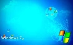 Animated Windows 7 Hd Wallpaper