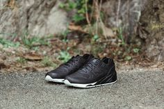 """Wings + Horns 580 x New Balance 580 Deconstructed in """"Black"""""""