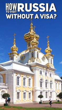 Russian visa policy or how to visit Russia without visa