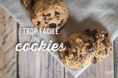 Recette de cookies faciles - Nemgraphisme.com