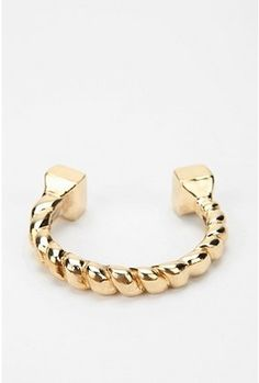 Elizabeth Knight Rope Cuff Bracelet