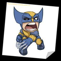 Wolverine chibi