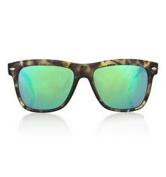 Sonnenbrille NULLA ETHICA SINE AESTHETICA von SPEKTRE www.REYERlooks.com Unisex, Wayfarer, Mirrored Sunglasses, Ray Bans, Shop, Women, Style, Eyeglasses, Bags