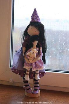 Gorjuss Handmade Doll | http://www.livemaster.ru/item/938065-kukly-igrushki-tekstilnaya-kukla-syuzi-s