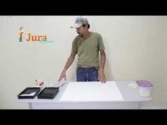 Como Escolher a Cor Certa Para Pintura de Ambientes - YouTube