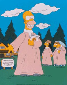 """The Joy of Sect"" is the thirteenth episode of Season 9 and aired on February 8, 1998. Along with the majority of Springfield, Homer and company are lured into the Movementarian cult by a slick pamphlet and tantalizing promises. But as Marge begins to realize that the cult only has money on its mind, she must try her hand at deprogramming to rescue her family."