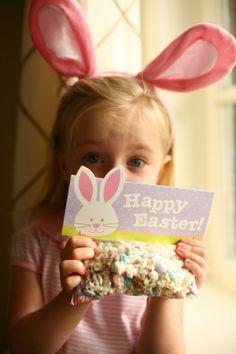 Bunny Bait ~ recipe revamp! Good for my Easter Egg Hunt!