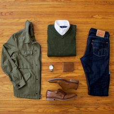 Essentials by dapperdonats