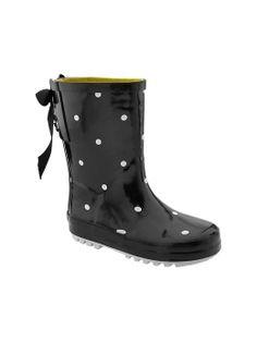 Little Style: Gap Polka Dot Rain Boots