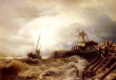 ANDREAS ACHENBACH (1815 - 1910)