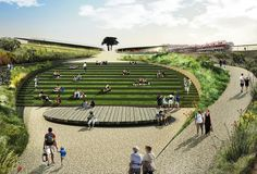 James Corner Field Operations wins major competition to design a new national park in San Francisco | Inhabitat - Sustainable Design Innovation, Eco Architecture, Green Building