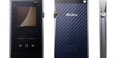 Astell&Kern A&ultima SP1000 Portable audio player, DAC with HD Display
