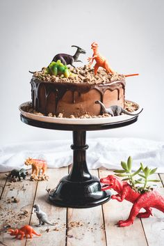 Doughnuts, dinosaurs, gnomes: these ideas are so delightful you'll want to use them for your *own* birthday party.