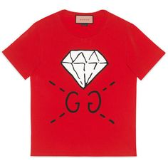 Gucci Men - GucciGhost GG Diamond t-shirt - Mens Printed Shirts, Polo T Shirts, Gucci Tshirt, Gucci Sweatshirt, Hoodie, Diamond Shirts, Custom Shirts, T Shirts For Women, Shirt Print