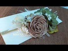 TIARAS PARA BABYS🍼🍼CON 2 TÉCNICAS DE FLORES, Mayra Leon - YouTube Satin Flowers, Flowers In Hair, Fabric Flowers, Paper Crafts, Diy Crafts, Flower Hair Accessories, Ribbon Work, Fabric Ribbon, Baby Girl Headbands