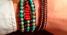 Beaded wrap bracelets are absolutely everywhere this season. With warmer weather comes a more beachy, eclectic, flower child style, and the...